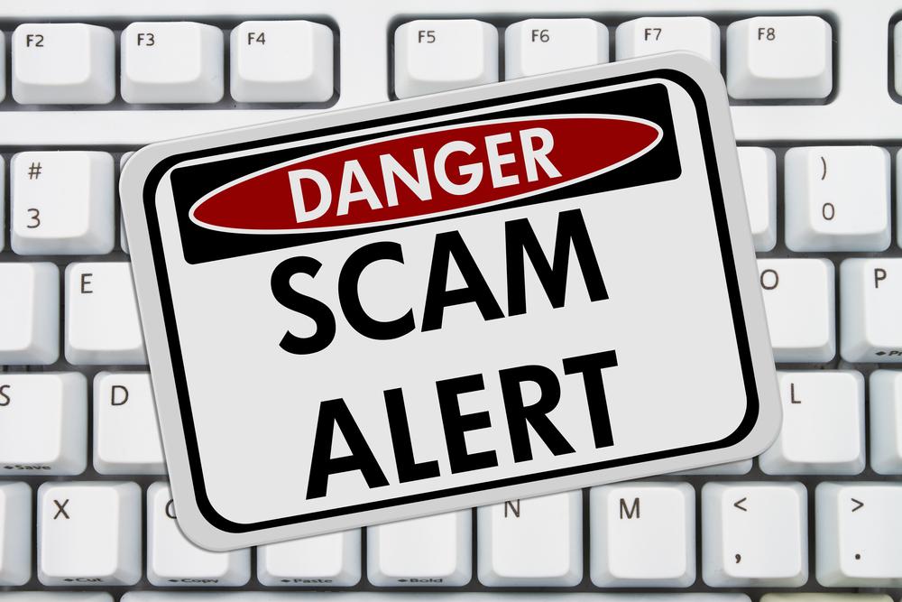Beware of Trade Mark Scams