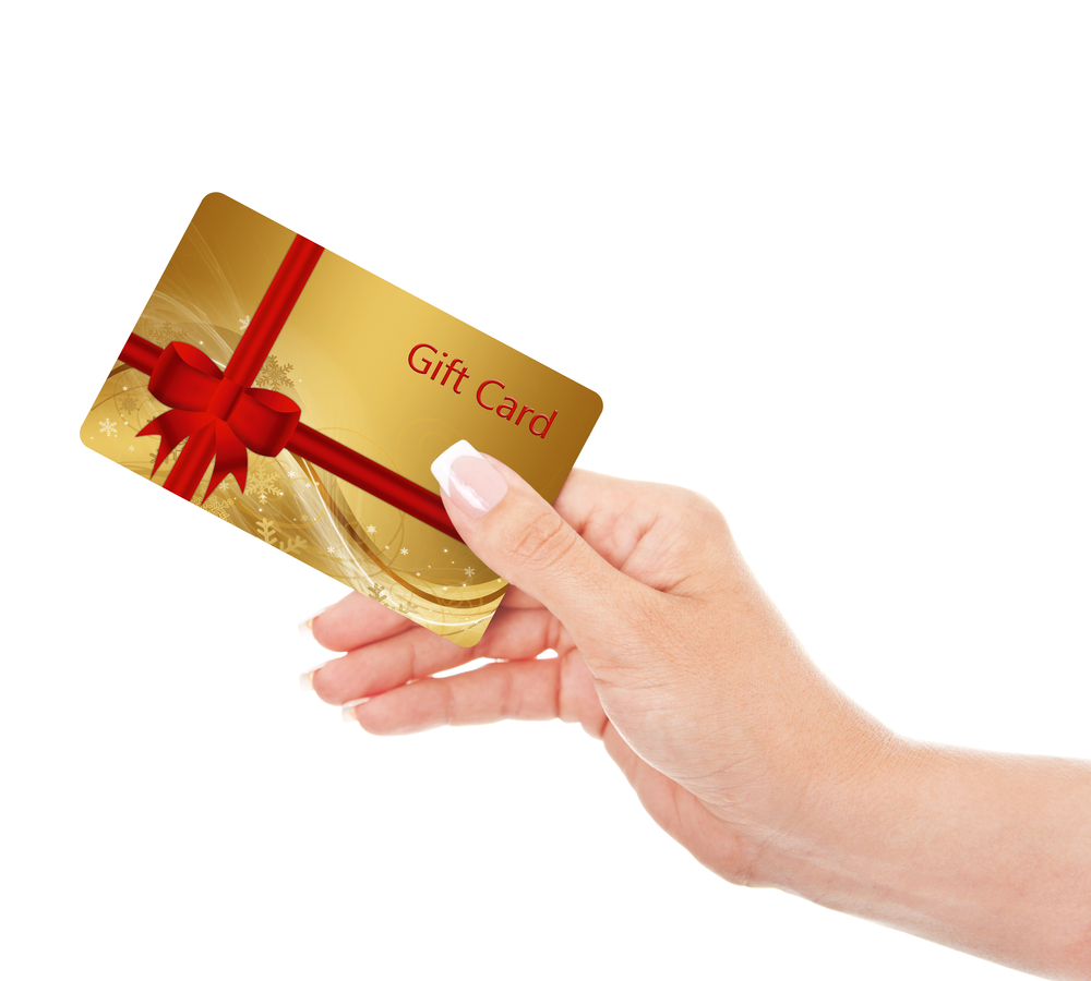 Could you be affected by new Gift Card laws?