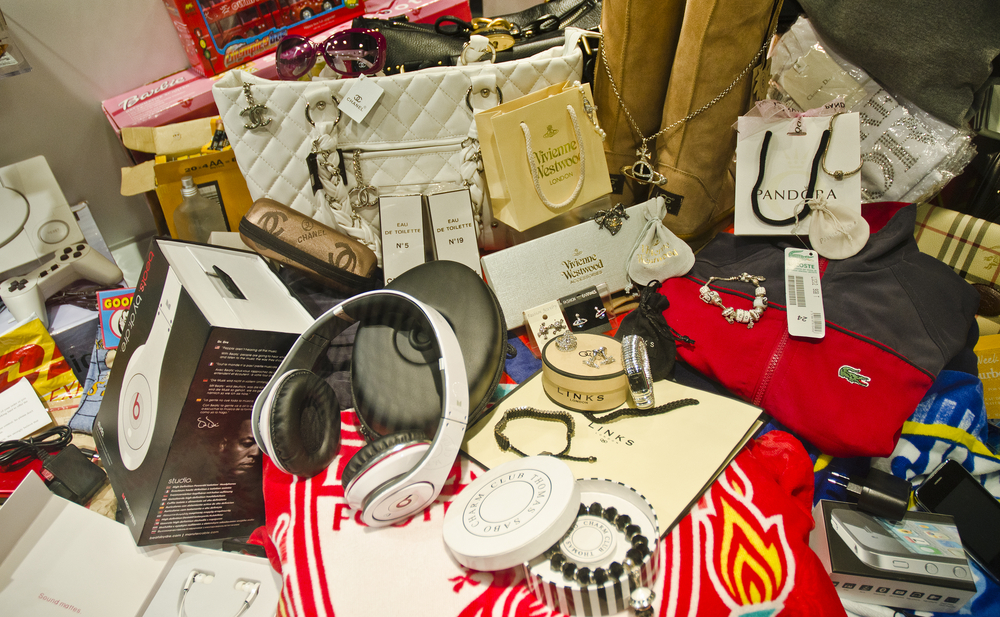 Fighting against fakes: Counterfeit Goods