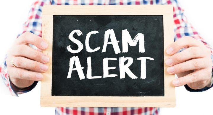 Scam retailers posing as genuine online stores