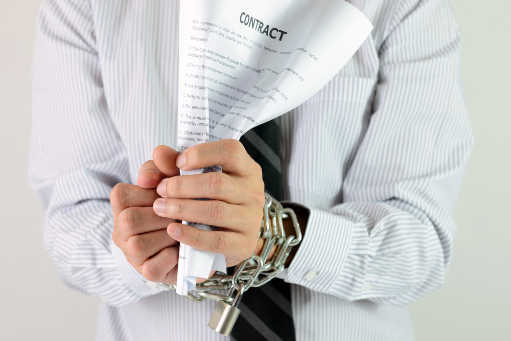Are your negotiations legally binding?