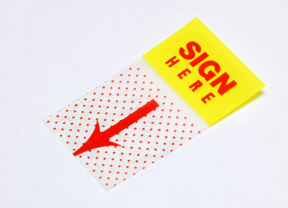 5 common mistakes in signature clauses