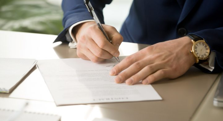 Did you know the way you sign a contract matters?