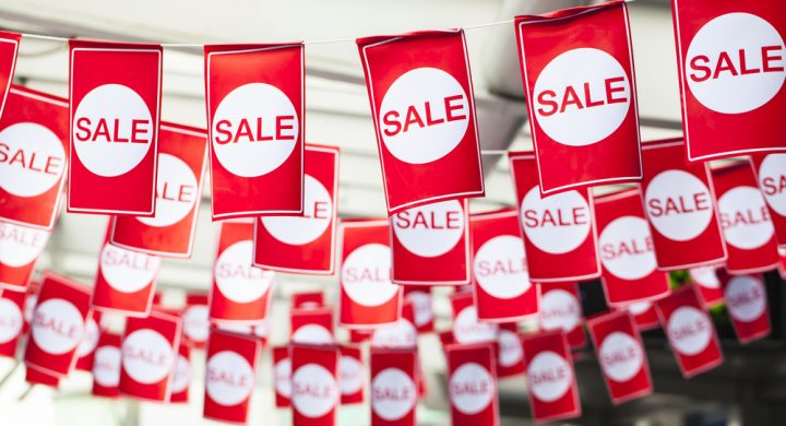 Top 3 tips for running a sales promotion (legally)