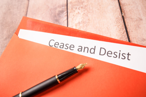 Gladwin Legal offers tailored Cease and Desist Letters