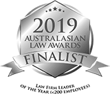 Gladwin Legal marketplace lawyers are finalists of the Australian Law Awards