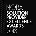 Gladwin Legal marketplace lawyers are winners of the NORA Solution Provider Excellence Awards